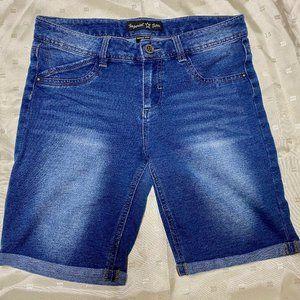 Girls  Imperial Star  Stretch  Shorts  14